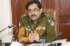 آئی جی پنجاب کیپٹن (ر) عارف نواز خان سے کینیڈین ہائی کمیشن کے تین رکنی ..
