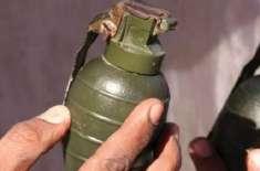 ْسرگودھا ،دستی بم برآمد ناکارہ بنا کر آتش گیر مواد قبضہ میں لیکر ..