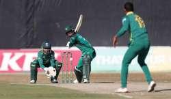 پاکستان اور جنوبی افریقہ انڈر 19 ٹیمیں چھٹے یوتھ ون ڈے میچ میں پرسوں ..