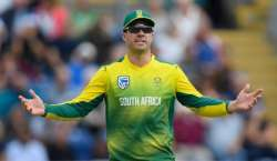 اے بی ڈی ویلیئرز نے ورلڈ کپ میں جنوبی افریقہ کی نمائندگی کے حوالے سے ..