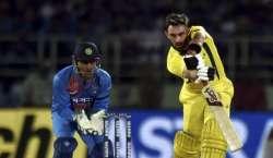 آسٹریلیا اور بھارت کے درمیان دو ٹی ٹونٹی انٹرنیشنل میچوں پر مشتمل ..