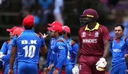 افغانستان اور ویسٹ انڈیز کے درمیان پہلا ون ڈے کرکٹ میچ کل کھیلا جائے ..