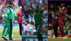 آئرلینڈ، ویسٹ انڈیز اور بنگلہ دیش کی ٹیموں کے درمیان سہ ملکی ون ڈے ..