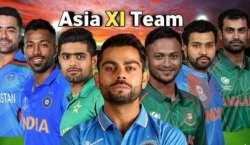 بابراعظم ،محمد عامر اور ویرات کوہلی ایک ہی ٹیم سے کھیلتے نظر آئیں گے