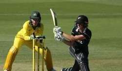 آسٹریلیا اور نیوزی لینڈ کی ویمن ٹیموں کے درمیان دوسرا میچ کل کھیلا ..