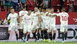 سپینش لالیگا فٹ بال لیگ، ریال سوسائیڈاڈ نے سخت مقابلے کے بعد سیویلا ..