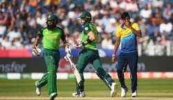 سری لنکا کی جنوبی افریقہ کے ہاتھوں شکست کے بعد پاکستان کو خوشخبری سنا ..