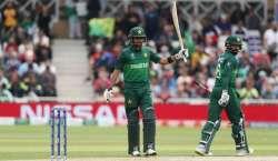 ورلڈ کپ2019ء، پاکستان کا انگلینڈ کو جیت کیلئے 349رنز کا ہدف