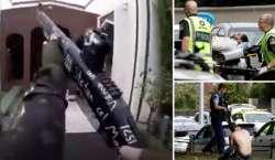 مساجد میں فائرنگ: