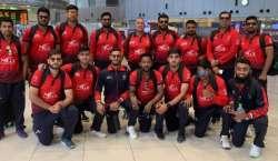 کویت کرکٹ ٹیم پہلے انٹرنیشنل دورے پر روانہ، قطر کے ساتھ 3 انٹرنیشنل ..