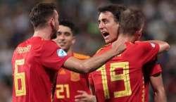 سپین نے جرمنی کو ہرا کر پانچویں مرتبہ یورو انڈر 21 فٹ بال چیمپئن شپ کا ..