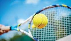 صبح نو نیشنل خواتین ٹینس چیمپئن شپ پرسوں اسلام آباد میں شروع ہو گی