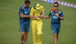 رچرڈسن کا کندھا اتر گیا، پاکستان کے خلاف سیریز سے باہر،ورلڈ کپ میں ..