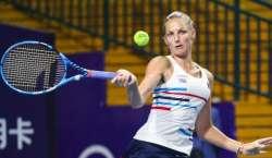 کیرولینا پالیسکووا نے ژینگ ژو اوپن ٹینس ٹورنامنٹ جیت لیا