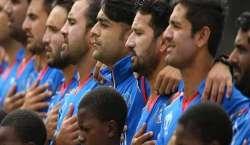 افغان کرکٹ ٹیم کے بعض کھلاڑیوں کے پاس پاکستانی پاسپورٹ ہونے کا انکشاف