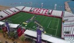 سوکا ورلڈ کپ 2019ء، ترکی اور برازیل کے درمیان میچ 10 منٹ کیلئے روک دیا ..
