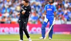 بھارت کو شکست، نیوزی لینڈ ورلڈکپ کے فائنل میں پہنچ گیا
