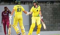 ویسٹ انڈیز اور آسٹریلوی خواتین ٹیموں کے درمیان آخری ٹی ٹونٹی انٹرنیشنل ..