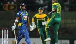 جنوبی افریقہ اور سری لنکا کے درمیان ون ڈے سیریز کا تیسرا میچ پرسوں ڈربن ..