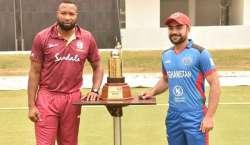 افغانستان اور ویسٹ انڈیز کے درمیان دوسرا ون ڈے کرکٹ میچ پرسوں کھیلا ..