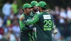 انگلینڈ کے خلاف واحد ٹی ٹونٹی میں شاداب کی کمی محسوس ہوئی : سرفراز احمد