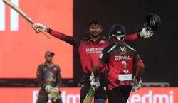 کرناٹکا پریمیئر لیگ ،بھارتی کرکٹر کی ایک ہی مقابلے میں سنچری کے بعد8وکٹیں