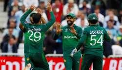 عالمی کپ ، پاکستان کرکٹ ٹیم چوتھا میچ عالمی چمپئن آسٹریلیا کے خلاف ..