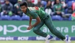 بنگلہ دیشی فاسٹ بائولر مستفیض الرحمان کی فٹنس مسائل کے باعث سہ ملکی ..