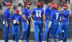 افغان کرکٹ ٹیم میں پھوٹ پڑ گئی ،ورلڈ کپ میں سینئرز کھلاڑی جان بوجھ کر ..