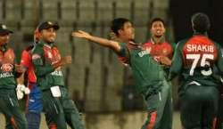 بنگلہ دیش، افغانستان اور زمبابوے کے مابین تین ملکی ٹی 20 سیریز کا چوتھا ..
