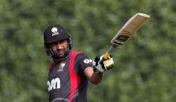 اماراتی کرکٹ ٹیم کے پاکستانی نژادوکٹ کیپر غلام شبیر اچانک ٹیم کو چھوڑ ..