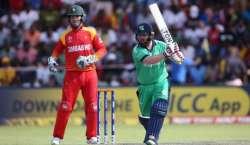 آئرلینڈ اور زمبابوے کی ٹیموں کے درمیان آخری ون ڈے میچ کل کھیلا جائے ..