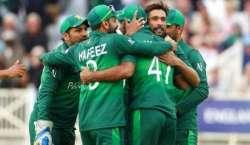 پاکستان کی انگلینڈ کے خلاف جیت ،سڑکیں دل دل پاکستان کے نعروں سے گونج ..