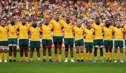 آسٹریلیا اور جارجیا کی ٹیمیں رگبی ورلڈ کپ ٹورنامنٹ میں کل نبردآزما ..