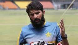 مصباح الحق کو پاکستان کرکٹ ٹیم کا ہیڈ کوچ منتخب کر لیا گیا