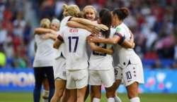امریکا چوتھی مرتبہ ویمنز ورلڈ کپ فٹ بال ٹورنامنٹ چیمپئن بن گیا،