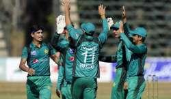 پاکستان انڈر 19 ٹیم نے جنوبی افریقہ انڈر 19 کو چھٹے یوتھ ون ڈے میچ میں ..