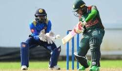 سری لنکا اور بنگلہ دیش کی ٹیمیں دوسرے ون ڈے انٹرنیشنل میچ میں کل آمنے ..