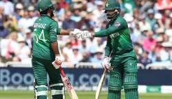 پاکستان نے انگلینڈ کے خلاف ورلڈ کپ میں نیا عالمی ریکارڈ بنا دیا