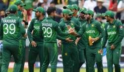 بنگلہ دیش کے خلاف میچ کیلئے قومی ٹیم میں 2 تبدیلیوں کا امکان