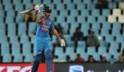 بھارت کی اے کرکٹ ٹیم نے پہلے ون ڈے میچ میں جنوبی افریقہ اے کو 69 رنز سے ..