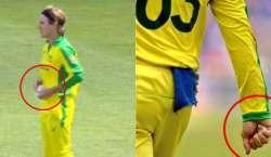 آسٹریلوی ٹیم ایک بار پھر بال ٹیمپرنگ الزامات کی زد میں آگئی