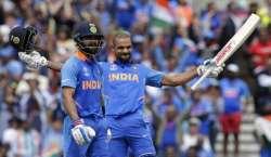 ورلڈ کپ2019ء، بھارت نے آسٹریلیا کو جیت کیلئے353 رنز کا ہدف دیدیا
