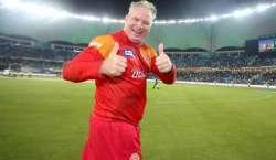ڈین جونز پاکستانی ٹیم کے ہیڈ کوچ بننے کے خواہاں