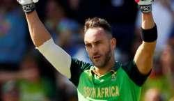 فاف ڈوپلیسی دورہ بھارت کیلئے جنوبی افریقن ٹیسٹ ٹیم کے کپتان برقرار ..