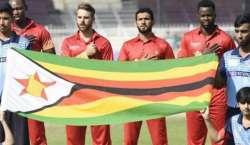 زمبابوے کی آئی سی سی ممبر شپ کوبھی خطرہ لاحق