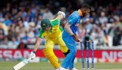 ورلڈ کپ2019ء، بھارت نے دفاعی چیمپئن آسٹریلیا کو 36 رنز شکست دیدی