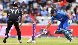 نیوزی لینڈ سے شکست اور ورلڈ کپ سے باہر ہونے پر بھارتی ٹی وی چینلز کا ..