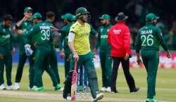 آئی سی سی ورلڈ کپ، پاکستان کا جنوبی افریقہ کو 49 رنز سے ہرا کر کم بیک، ..