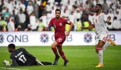 ایشیا کپ فٹبال: قطر یو اے ای کو شکست دے کر فائنل میں پہنچ گیا